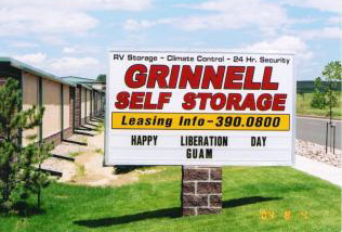 Grinnell Self Storage (Fountain Valley Storage) Phase I, Colorado Springs,  CO